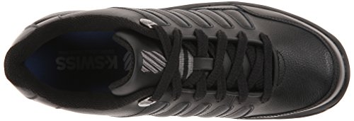 Black K Men's Charcoal Swiss III Berlo BxqTI7Hxw