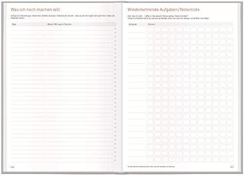 Chäff-Timer Classic A5 Kalender 2020/2021 [schwarz-blau] Terminplaner 18 Monate: Juli 2020 bis Dez. 2021 | Wochenkalender, Organizer, Terminkalender mit Wochenplaner - nachhaltig & klimaneutral