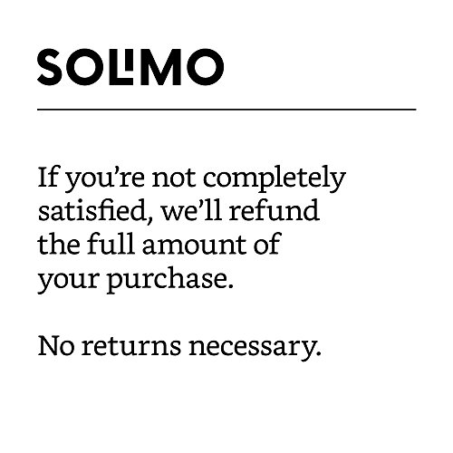 Amazon Brand - Solimo Dry Mouth Oral Rinse, Alcohol Free, Mint, 33.79 Fluid Ounce (Pack of 4) by Solimo (Image #3)