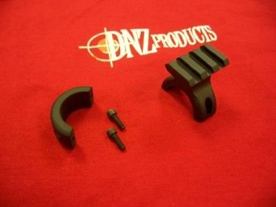 DNZ Products Freedom Reaper 1in Picantinny Rail Accessory Ring, Black 155AR by DNZ