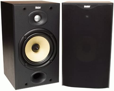 B W DM601 Series II Bookshelf Speakers pair Discontinued by Manufacturer