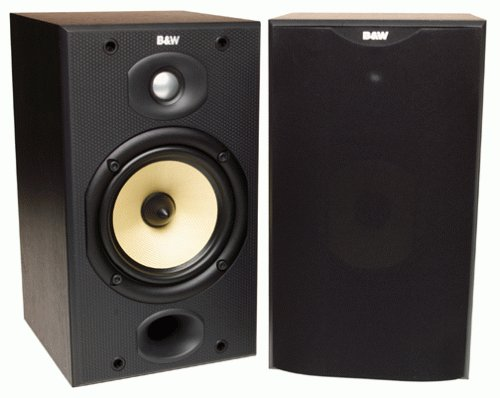 B & W DM601 Series II Bookshelf Speakers (pair) (Discontinued for sale  Delivered anywhere in USA