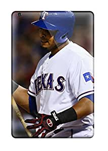 Defender Case With Nice Appearance (texas Rangers ) For Ipad Mini/mini 2