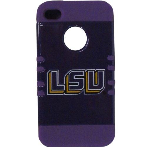 NCAA LSU Tigers iPhone 4G Rocker Case