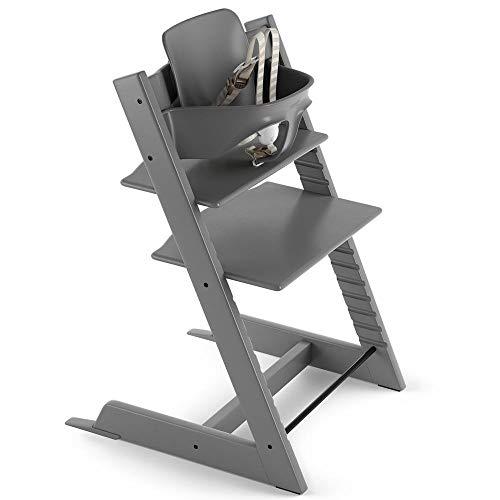 Stokke 2019 Tripp Trapp High Chair, Storm Grey