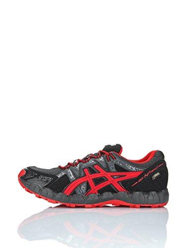 Asics Sneaker Performance Gel-Fujitrainer 2 G-Tx Nero/Grigio/Rosso EU 41.5 (US 8)