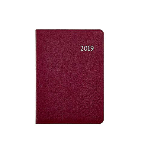 Post by Graphic Image 2019 Weekly Personal Diary - Pebble Grain (5 x 7) (Berry) ()