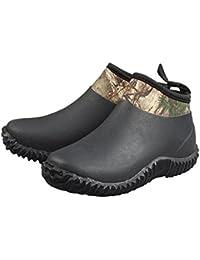 Neoprene Unisex Rain Boots and Gardening Shoes