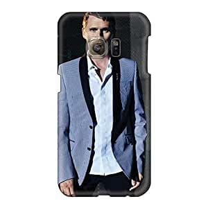 Excellent Hard Phone Cases For Samsung Galaxy S6 (FcE13789cKaP) Customized Vivid Muse Band Image