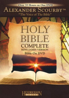 Holy Bible: Complete King James ...