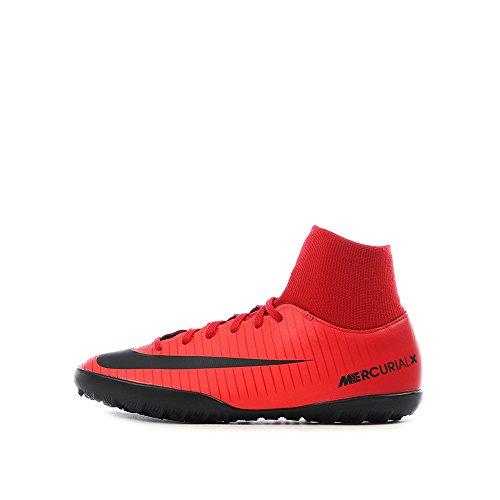 Nike Jr Mercurialx Victory 6 Df Tf Heren Voetbalschoenen 903604-616_2y - Universiteit Rood / Zwart-bright Crimson