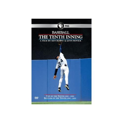 Paramount Baseball-tenth Inning-film By Ken Burns & Lynn Novick [dvd/2discs]