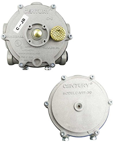 C-JB-2 Vaporizer / Regulator and C-VFF30-2 Filter Lockoff COMBO - Gasoline Hp 2 Generator