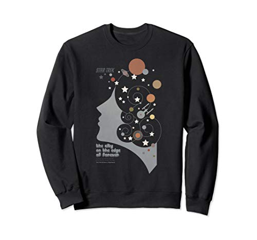 Star Trek Original Series Edge Of Forever Sweatshirt ()