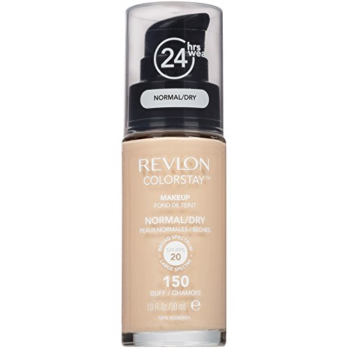 Revlon ColorStay Makeup For Normal/Dry Skin, Buff