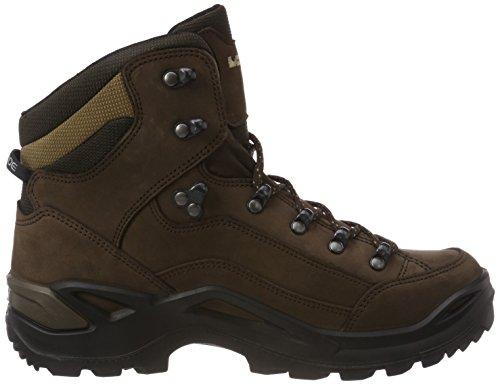 Renegade Chaussures 4285 Hautes De espresso Multicolore Mid Homme mar Lowa Randonnée Gtx dPwBdt