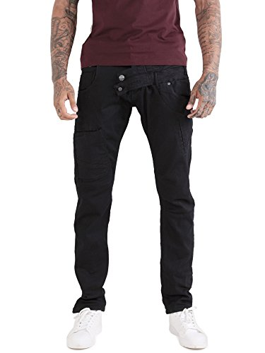 883 Wash Cassady Wash Dark Blue POLICE Clean AT Black Jeans 347 ZxZwRqr6