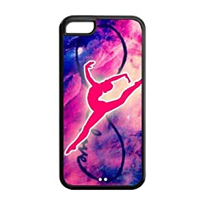 Infinity Love Gymnastics iPhone 5C Best Durable Cover Case