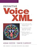 img - for Definitive VoiceXML book / textbook / text book