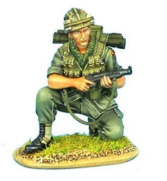 First Legion VN008 US 2th Infantry Division Kneeling for sale  Delivered anywhere in USA