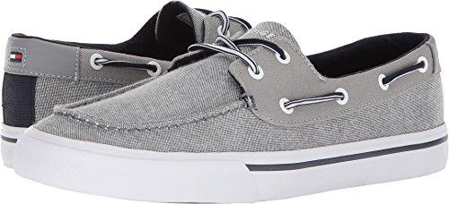 Tommy Hilfiger Men's Phelipo Sneaker, Grey, 10.5 M US