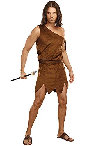 Tarzan Costume - X-Large - Chest Size 46-48 ()