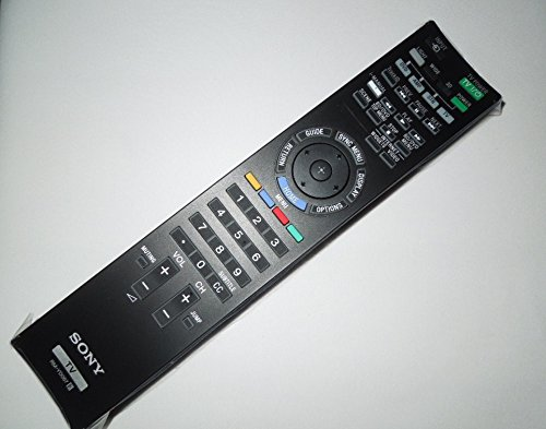 Original Sony Bravia LCD LED Smart TV Remote Control RM-YD067 Supplied with models: XBR-55HX920 ()