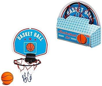 Retroh – Mini Cesta de Baloncesto con balón, rt17822: Amazon.es ...