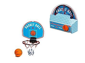 Retroh - Mini Cesta de Baloncesto con balón, rt17822: Amazon.es ...
