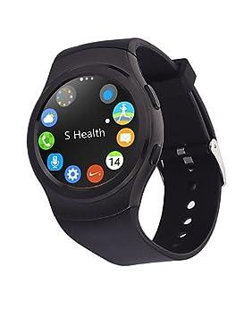 G3 Full Circular Bluetooth Smart Reloj MTK2502 SIM GPRS Moda ...