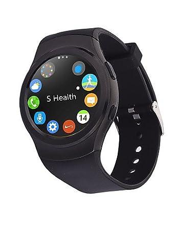 Amazon.com: FMSBSC G3 Full Circular Bluetooth Smart Watch ...