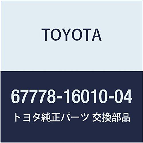 Toyota 67778-16010-04 Door Trim Pocket