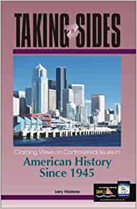 the two controversial issues in american history There is no dearth of controversial issues in education  because the two aspects  the american recovery and reinvestment act 2009,.