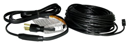Easy Heat ADKS-1000 200-Foot Roof Snow De-Icing Kit (Heat Cable Gutters For)