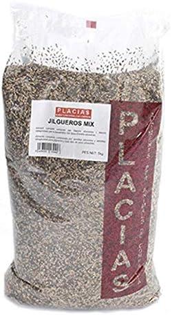 Placias Mixtura para Jilgueros 5kg