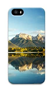 iPhone 5S Cases & Covers -Barmsee Bavaria Custom PC Hard Case Cover for iPhone 5/5S šC White