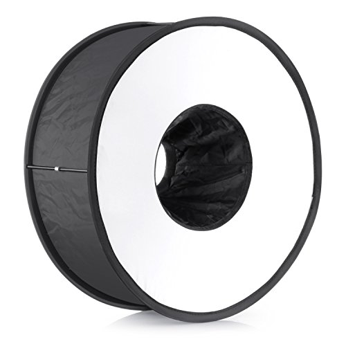 Universal Collapsible Magnetic Diffuser Simplified