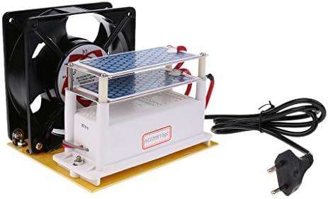 Gazechimp Generador de Ozono Enchufe EU Purificador Ventilador ...