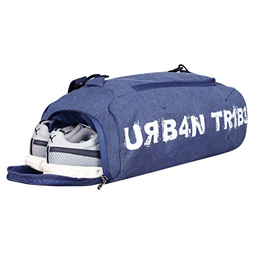 Urban Tribe Polyester 10.62 inches Gym Bag