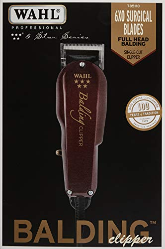 Wahl Professional 5-Star Balding Clipper