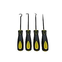 John Deere Precision Pick and Hook 4 Piece Set - TY26997