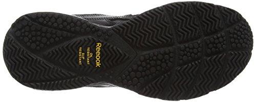 Reebok Work N Cushion Kc 2.0, Zapatillas de Deporte Para Mujer Negro (Black / Black)