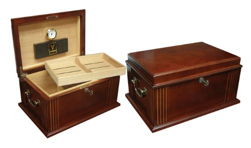 $101.66 antique humidor Prestige Import Group 50 Count Antique Cigar Humidor 2019