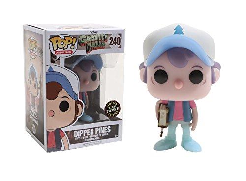 Gravity Falls Dipper Pines Pop! Figura de vinilo CHASE VARIANT