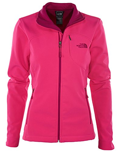 The North Face Women's Apex Bionic Jacket(X-Large, GLO PINK) by The North Face (Image #1)