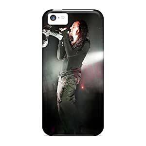 SherriFakhry Iphone 5c Scratch Protection Phone Cases Customized Nice Foo Fighters Series [Ste15851nseT]
