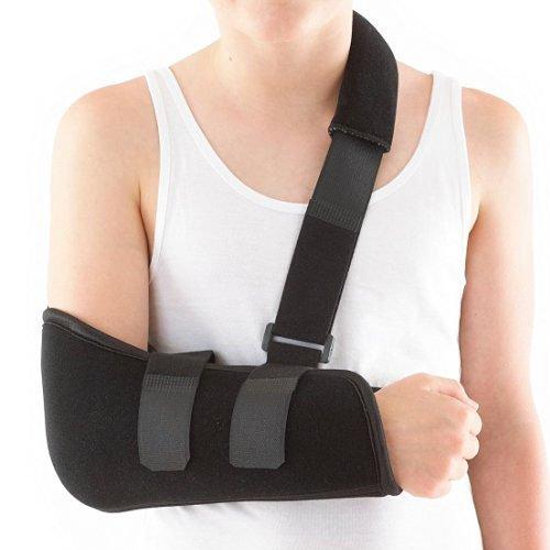 Neo G TM Pädiatrische Super Weiche Schwamm fitright Armschlinge armsling Medical Grade (Kinder)