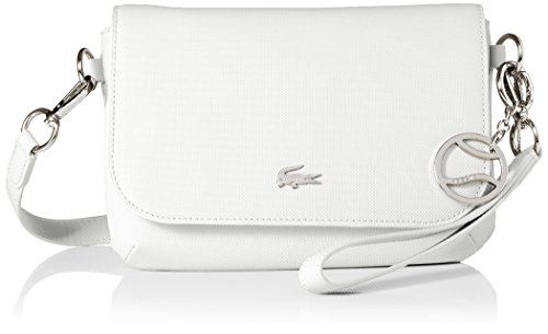 Lacoste Small Crossover Bag, Nf2531dc, Marshmallow