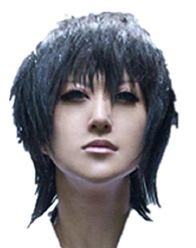 Code Geass Lelouch Kylin Zhang cosplay costume wig