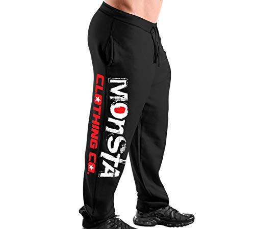 Monsta Clothing Co. Elite Series Men's Monsta (Signature) Sweatpants XL Black